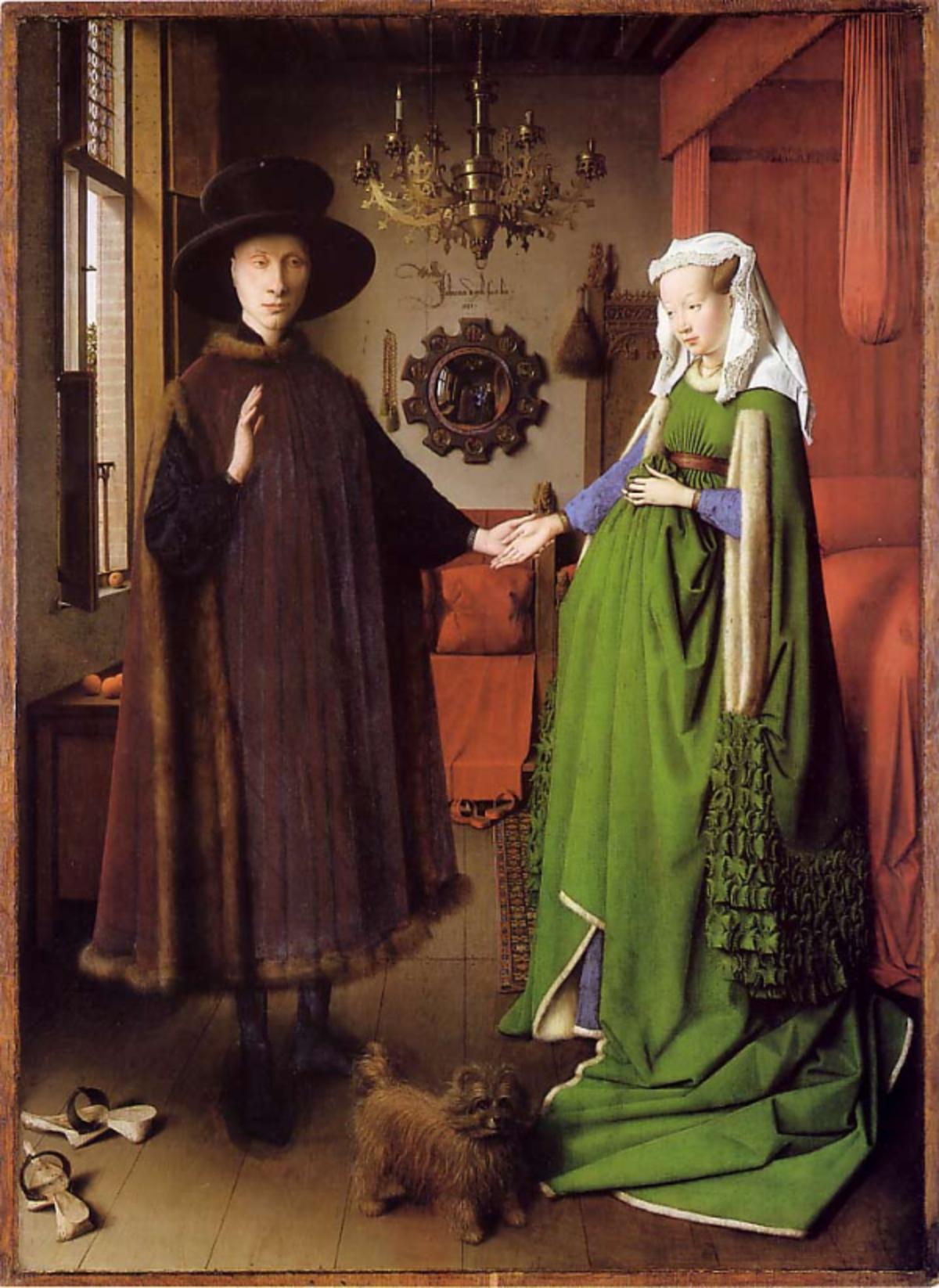 "The Symbolic Meaning of ""The Arnolfini Wedding"" – Oeuvre ..."